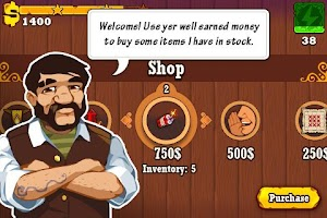 Screenshot of California Gold Rush