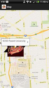 SCSD Parent University - screenshot thumbnail