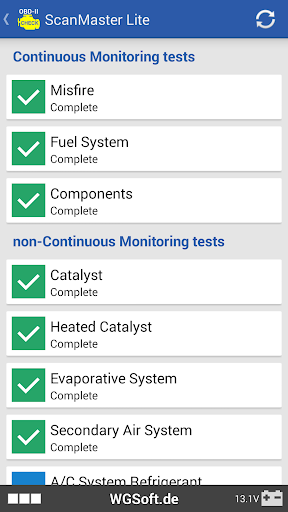 ScanMaster for ELM327 OBD-2 ScanTool  screenshots 5