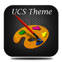 UCS Elegance Blue Theme icon