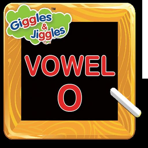 LKG Vowel O LOGO-APP點子