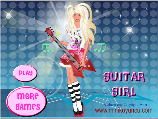 Guitar Girl - screenshot