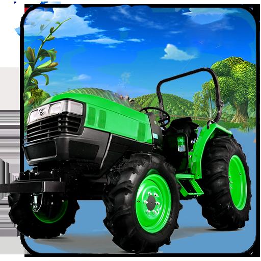 New Farm Tractor Simulator 模擬 App LOGO-APP開箱王