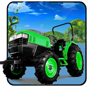 New Farm Tractor Simulation