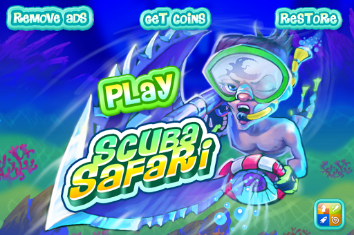 Scuba Safari - Pro Treasure