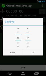 Automatic Modes Toggler - screenshot thumbnail