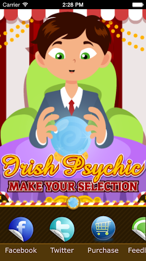 Irish-Psychic