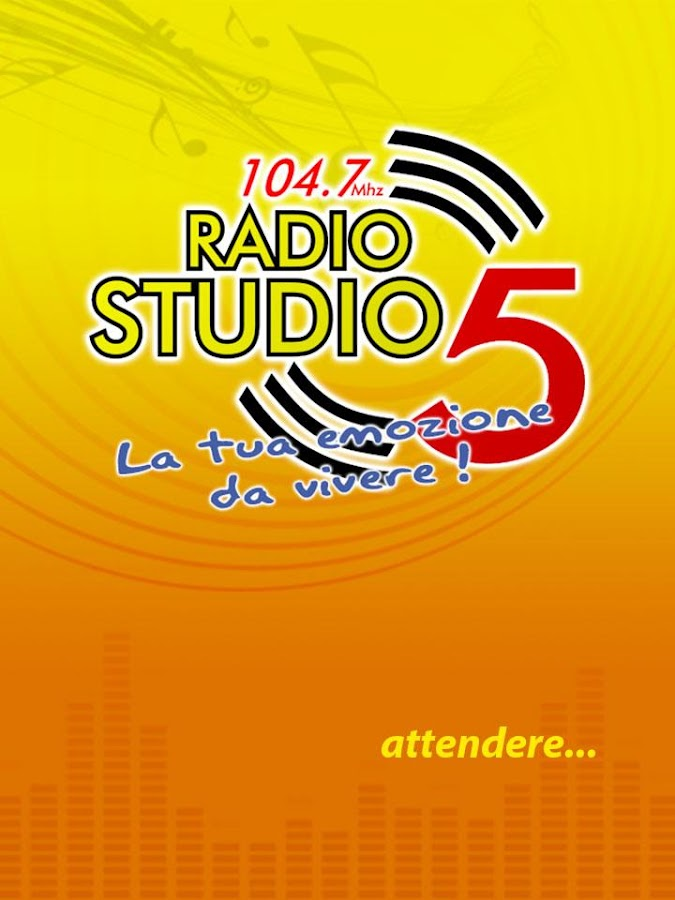Radio Studio 5 Sciacca- screenshot