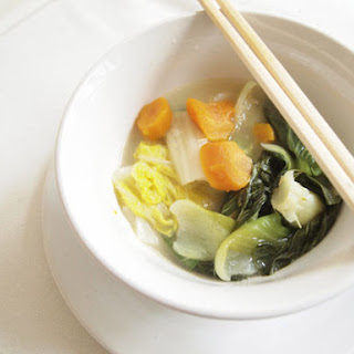 Clear Veggies Soup