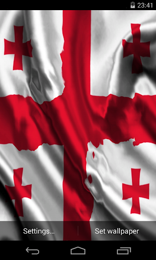 Magic Flag: Georgia