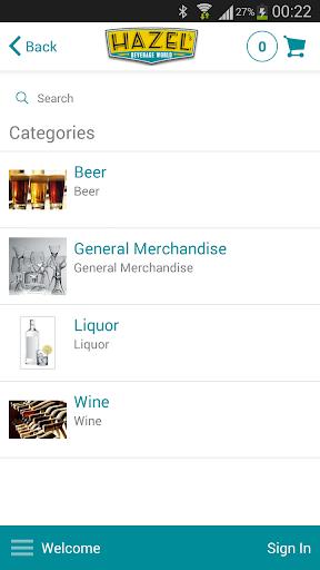 【免費購物App】Hazel's Beverage World-APP點子