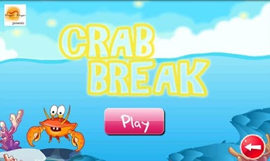 Crab Breaking Android Arcade & Action