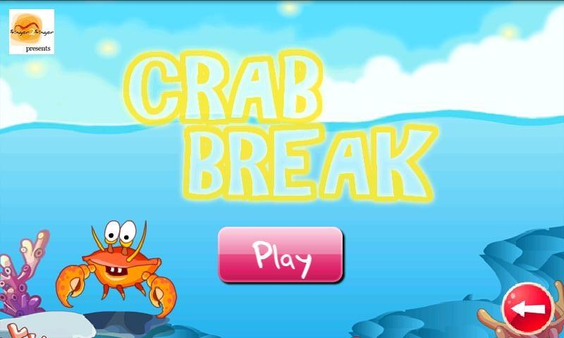 Crab Breaking - screenshot