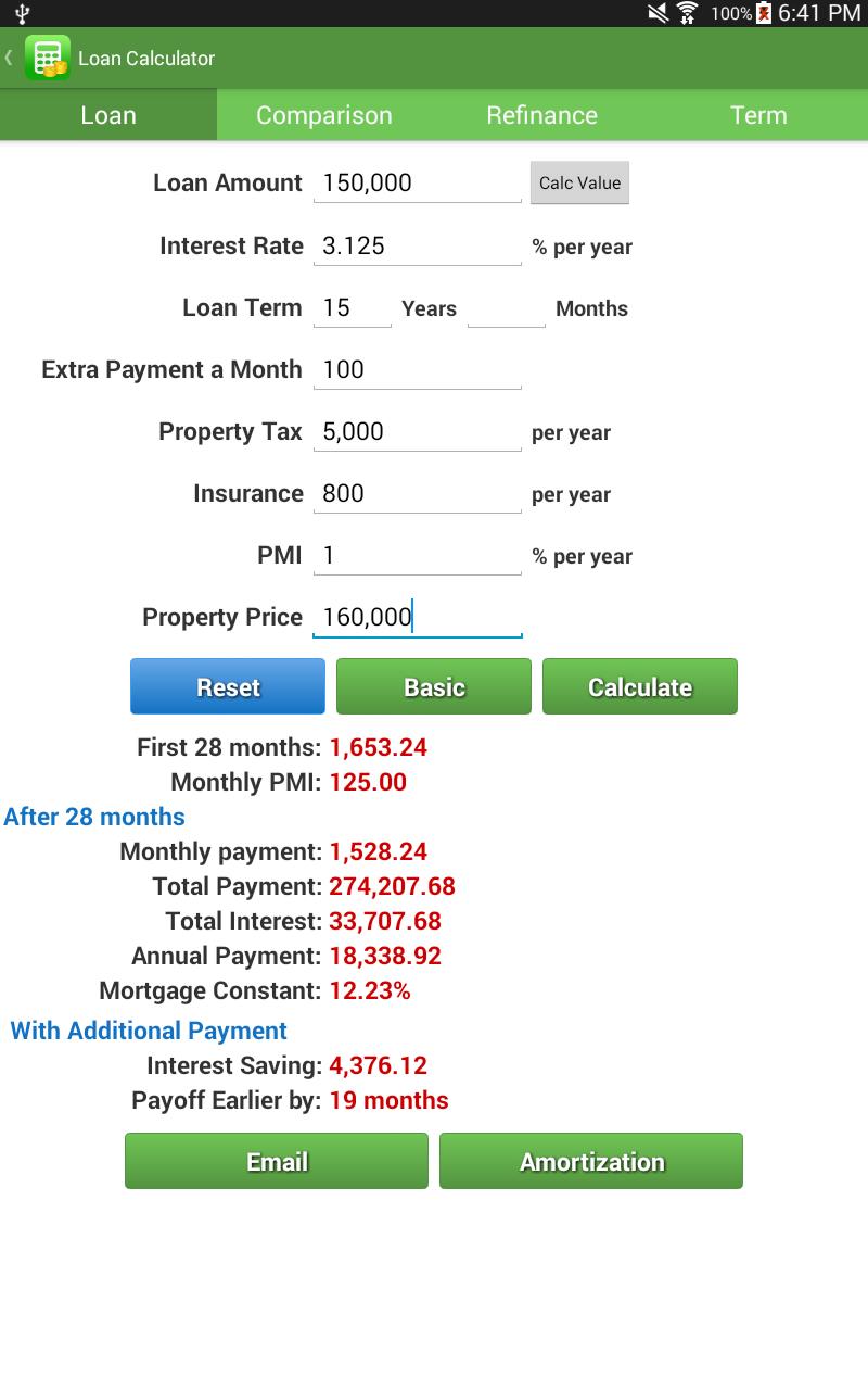 Financial Calculators screenshot #12