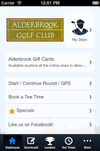 Alderbrook Golf Club- screenshot thumbnail