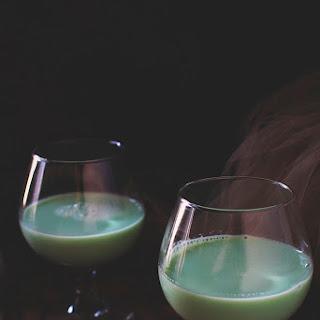 Irish Eyes Cocktail.