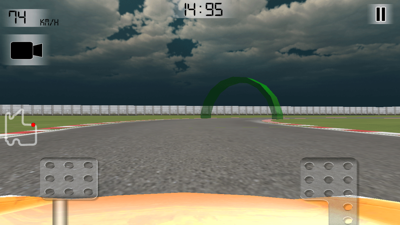 Track Speed Racing - screenshot
