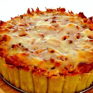 Pasta Pie.