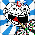 Memes Darts Shooter 2 (Funny) icon