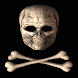 Skull Crossbones Live Wallpape