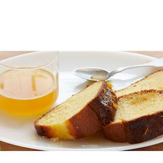Pineapple Orange Pound Cake.