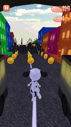 Dog Run 3D