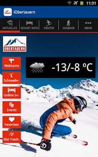 iObertauern - the official app- screenshot thumbnail