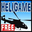 HeliGame 3D - Helicopter Free icon