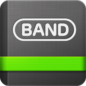 LINE BAND-family, friends