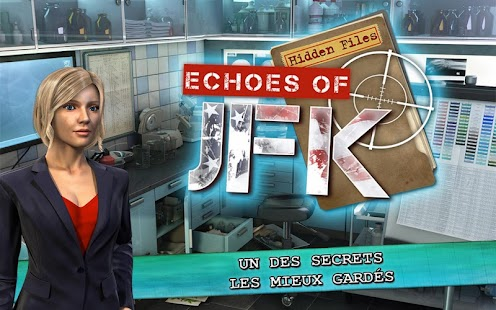 Hidden Files: Echoes of JFK ★ Capture d'écran