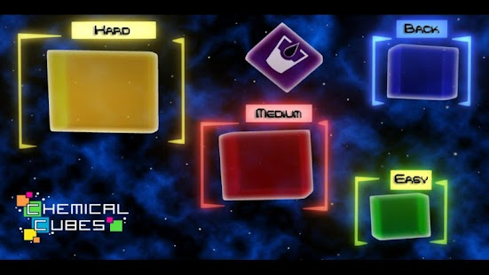 Chemical Cubes - screenshot thumbnail