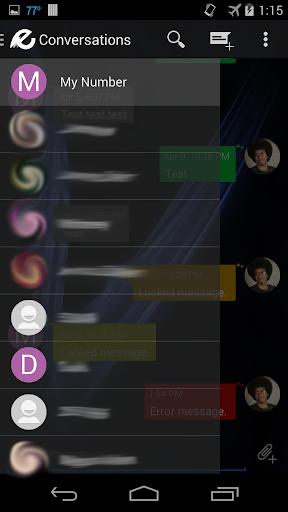 【免費個人化App】EvolveSMS PS4 Theme-APP點子