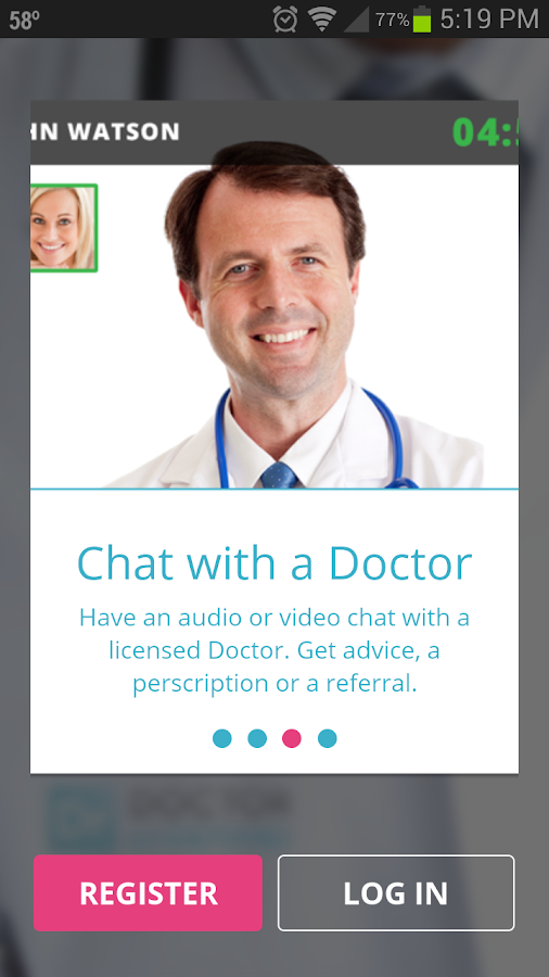 Doctor on Demand - screenshot