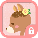 Flower Bambi protector theme