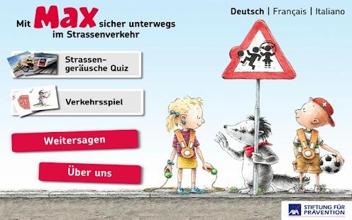 Max der Dachs- screenshot thumbnail