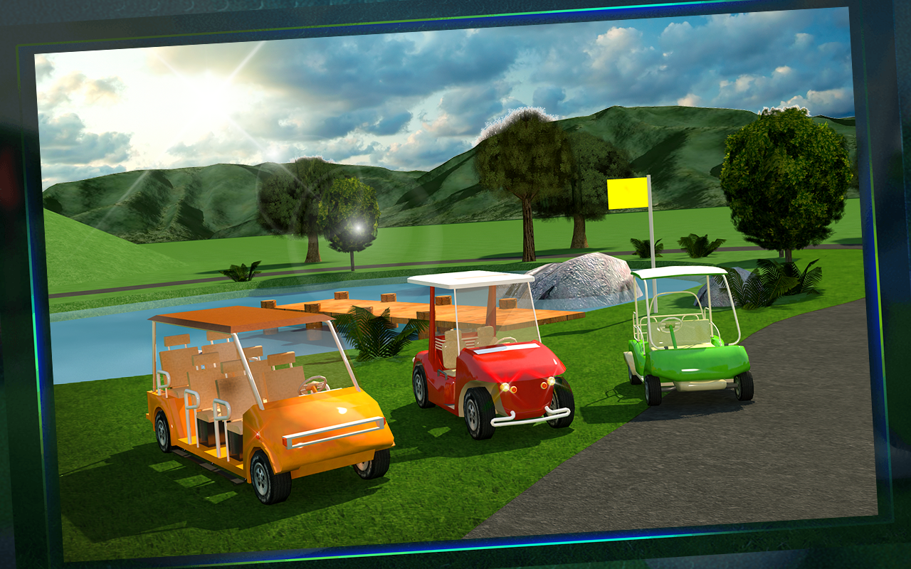 Golf-Cart-Simulator-3D 17