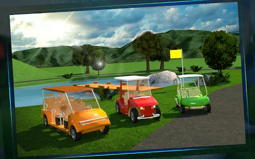 Golf Cart Simulator 3D 6