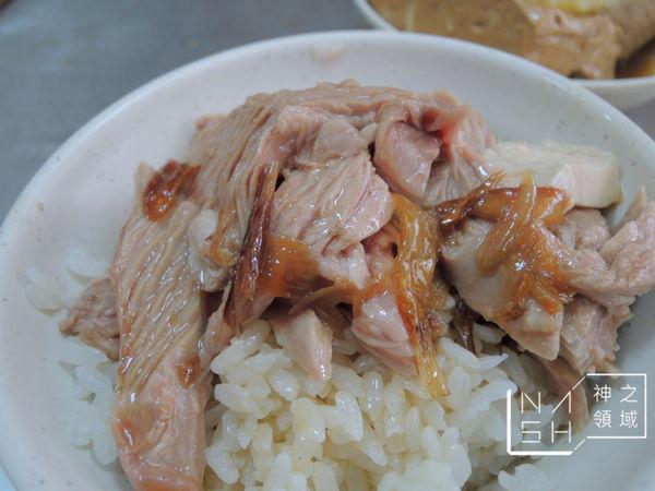 垂楊路無名雞肉飯 雞片肉飯