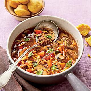Beef Orzo Soup Recipes.