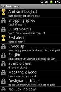 Zombie Chronicles 2- screenshot thumbnail