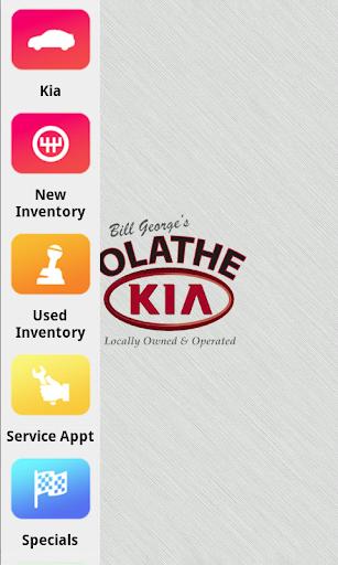 Olathe Kia Dealer App