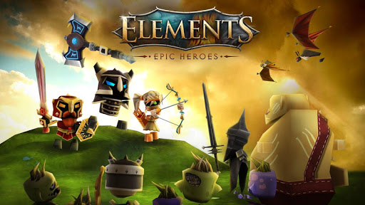 Elements: Epic Heroes 1.6.7 screenshots 1