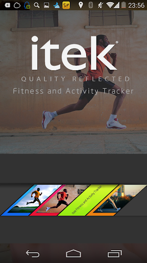 itek Activity Tracker