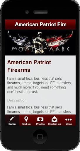 American Patriot Firearms
