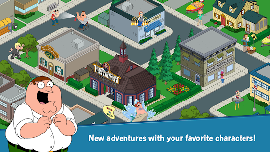 Family Guy The Quest for Stuff Screenshot 24