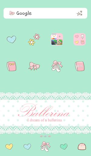 Ballerina Dodol Theme