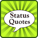50000 Status Quotes Collection icon
