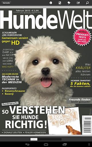 【免費新聞App】Hundewelt - epaper-APP點子