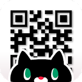 QR Code Reader - Cat and Kitty
