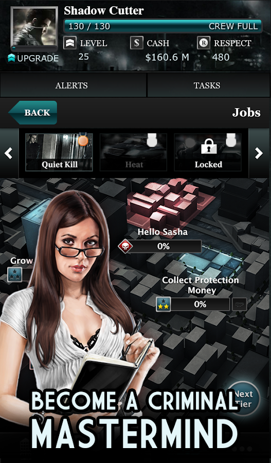 Crime Inc.- screenshot